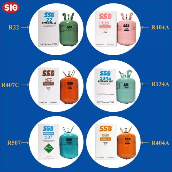 Refrigerant Products