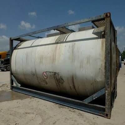Dịch vụ sửa chữa bồn chứa công nghiệp