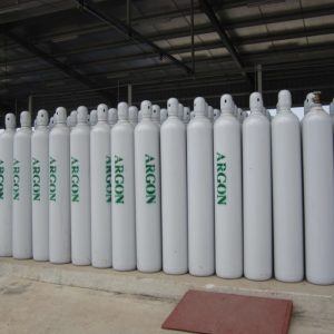 Argon industrial supply