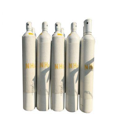 Ammonia gas (NH3)