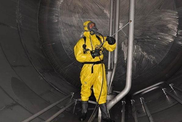 Dịch vụ làm trơ bồn chứa, dịch vụ làm sạch bồn chứa (tank inerting), dịch vụ bơm khí đệm cho bồn chứa (tank blanketing), dịch vụ thay đổi sản phẩm vận chuyển