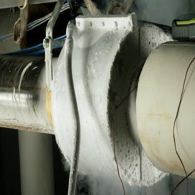 Dịch vụ làm đông đường ống