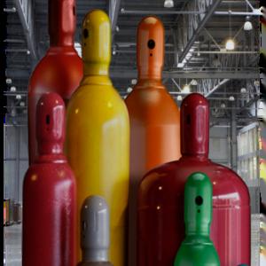 Ccng cấp các loại khí công nghiệp