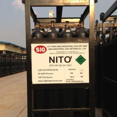 Cung cấp khí Nito công nghiệp - Khi cong nghiep