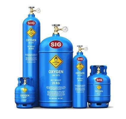 Cung cấp khí oxy công nghiệp