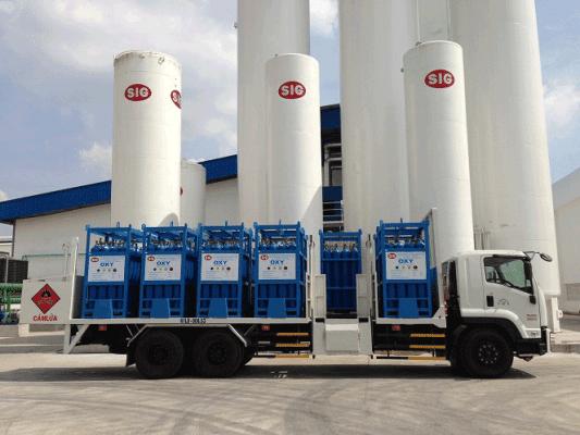 Nhà cung cấp khí công nghiệp tại Bình phước - Khí công nghiệp - Sing Industrial Gas VietNam 04