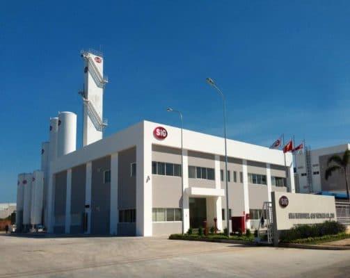 Khí công nghiệp việt nam - SIG Việt Nam