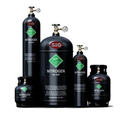 Nhà cung cấp khí Nitơ công nghiệp