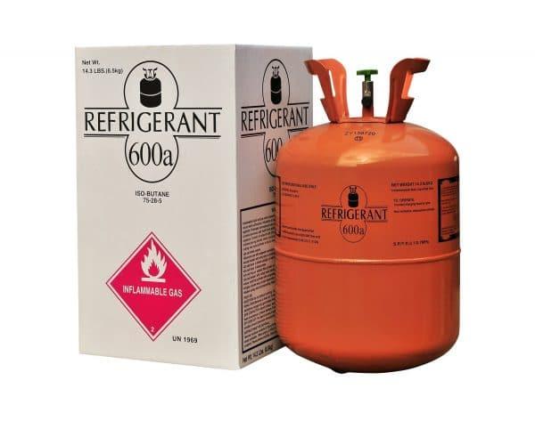Gas lạnh R600A SSB