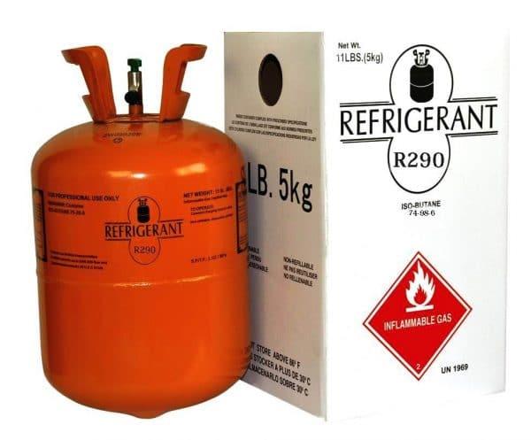 Gas Lạnh R290 SSB